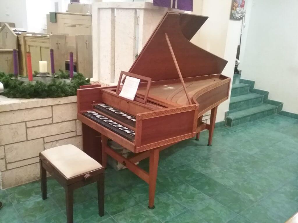 ASMB Harpsichord